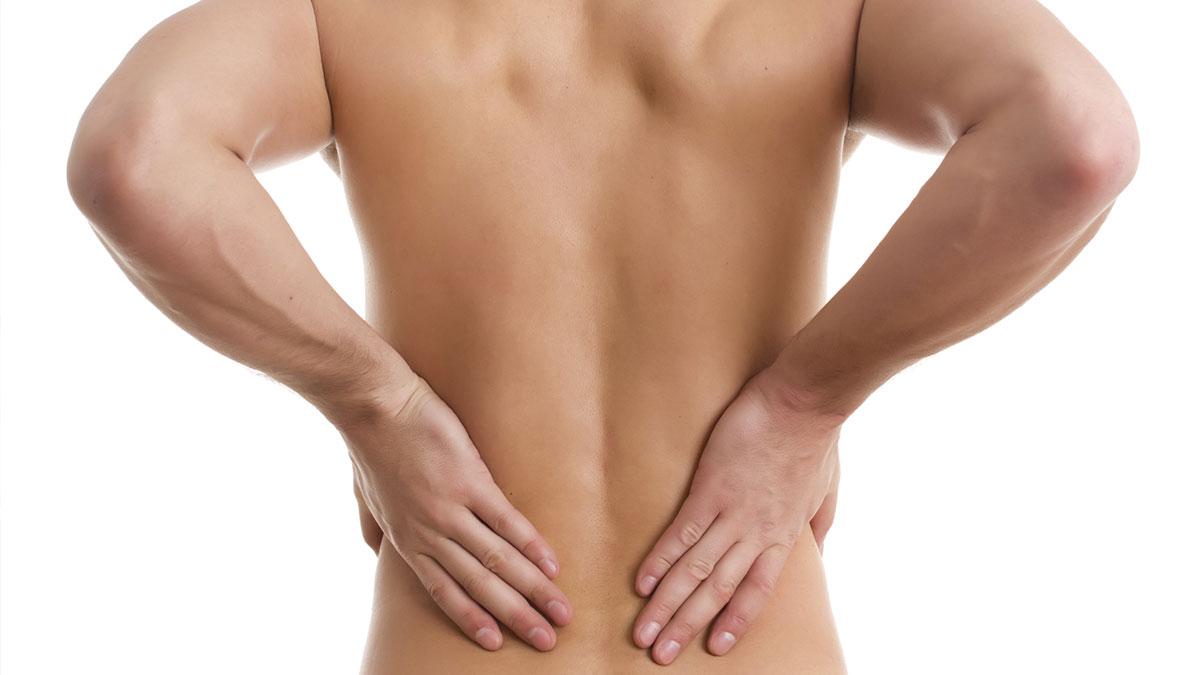 5 rad ako predist bolesti chrbta, bolesť chrbta