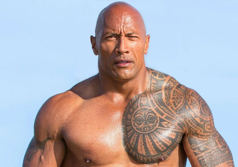čo vieme o dwayne the rock johnson